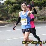 マラソンは楽しく走る
